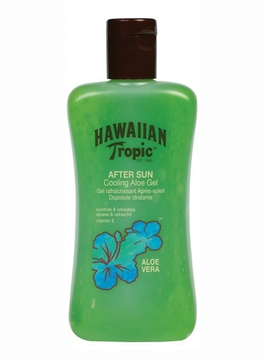Hawaiian Tropic After Sun Cool Aloe Gel 200Ml Renksiz